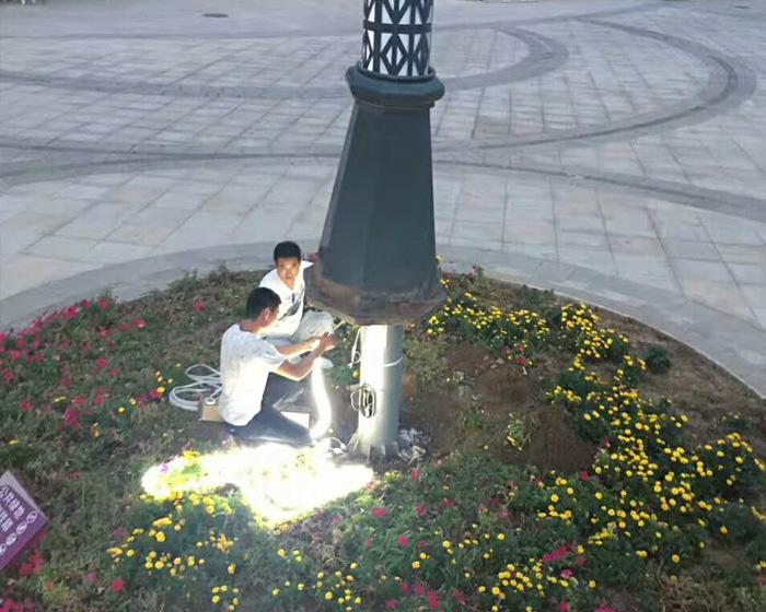 济南银座万红广场