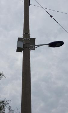 太阳能路灯LH-015